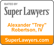 Robertson Super Lawyers Construction Defect